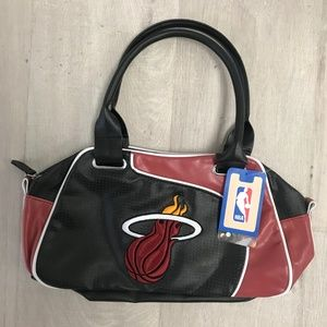 NBA Miami Heat Bowler Bag